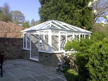 Timber Frame Summerhouse
