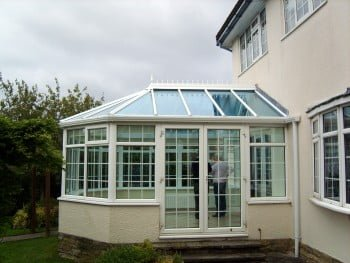Replaced Conservatory Roof