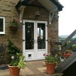 DGL Timber French Doors
