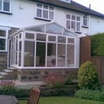 DGL Timber Gable End Conservatory
