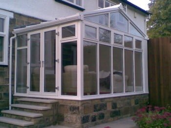 Gable Timber Conservatory