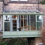 DGL Timber Sunroom